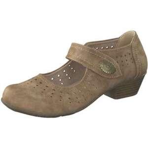 Inspired Shoes Spangenpumps Damen braun