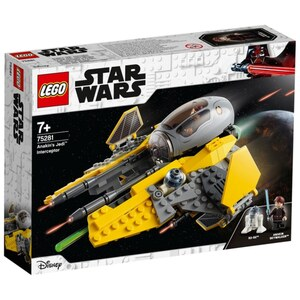 LEGO Star Wars 75281 Anakins Jedi Interceptor