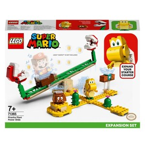 LEGO Super Mario 71365 Piranha-Pflanze-Powerwippe Erweiterungsset