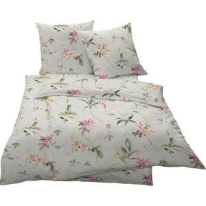 """Estella Jersey-Bettwäsche """"Blumen"""""""