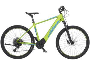 FISCHER MONTIS 6.0I-S2 Mountainbike (27.5 Zoll, 48 cm, 504 Wh, Grün matt)