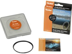ROLLEI 26085 Profi UV-Filter 52 mm