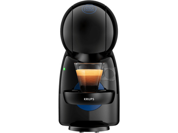 KRUPS KP1A08 Nescafé Dolce Gusto Piccolo XS Kapselmaschine in Schwarz/Blau