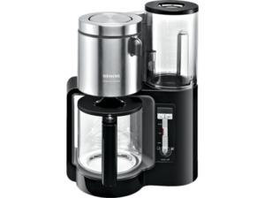 SIEMENS TC 86303 Kaffeemaschine mit Glaskanne in Schwarz