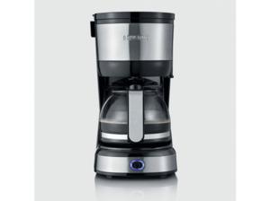 SEVERIN KA 4808 Kaffeemaschine mit Glaskanne in Edelstahl-geb./Schwarz