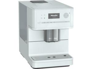 MIELE CM 6150 Kaffeevollautomat in Lotosweiß