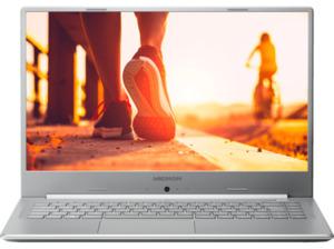 MEDION AKOYA® P6645 Notebook mit Core™ i5, 8 GB RAM, 256 GB & GeForce® MX150 in Silber