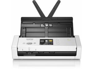 BROTHER ADS-1700W Kompakter Dokumentenscanner in weiß