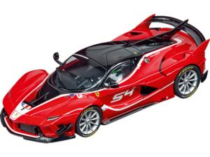 """CARRERA (TOYS) Evolution Ferrari FXX K Evoluzione """"No.54"""" Modellspielzeugauto, Mehrfarbig"""