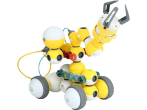BELLROBOT Mabot C - Deluxe Kit STEAM / MINT Education Toy, Mehrfarbig