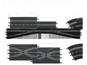 CARRERA (TOYS) 20030350 Zubehör für Rennbahnen, Schwarz