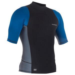 UV-Shirt Top Stabilität Herren schwarz