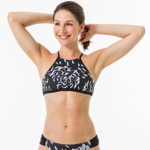 Bikini-Oberteil Bustier Andrea Akaru Surfen freier Rücken Damen