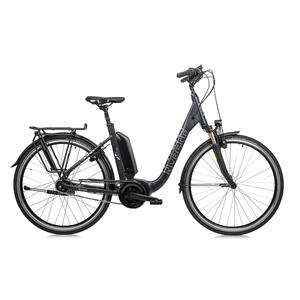 E-Bike City Bike 28 Zoll Riverside City Nexus 8 Active Plus 400 Wh AVS
