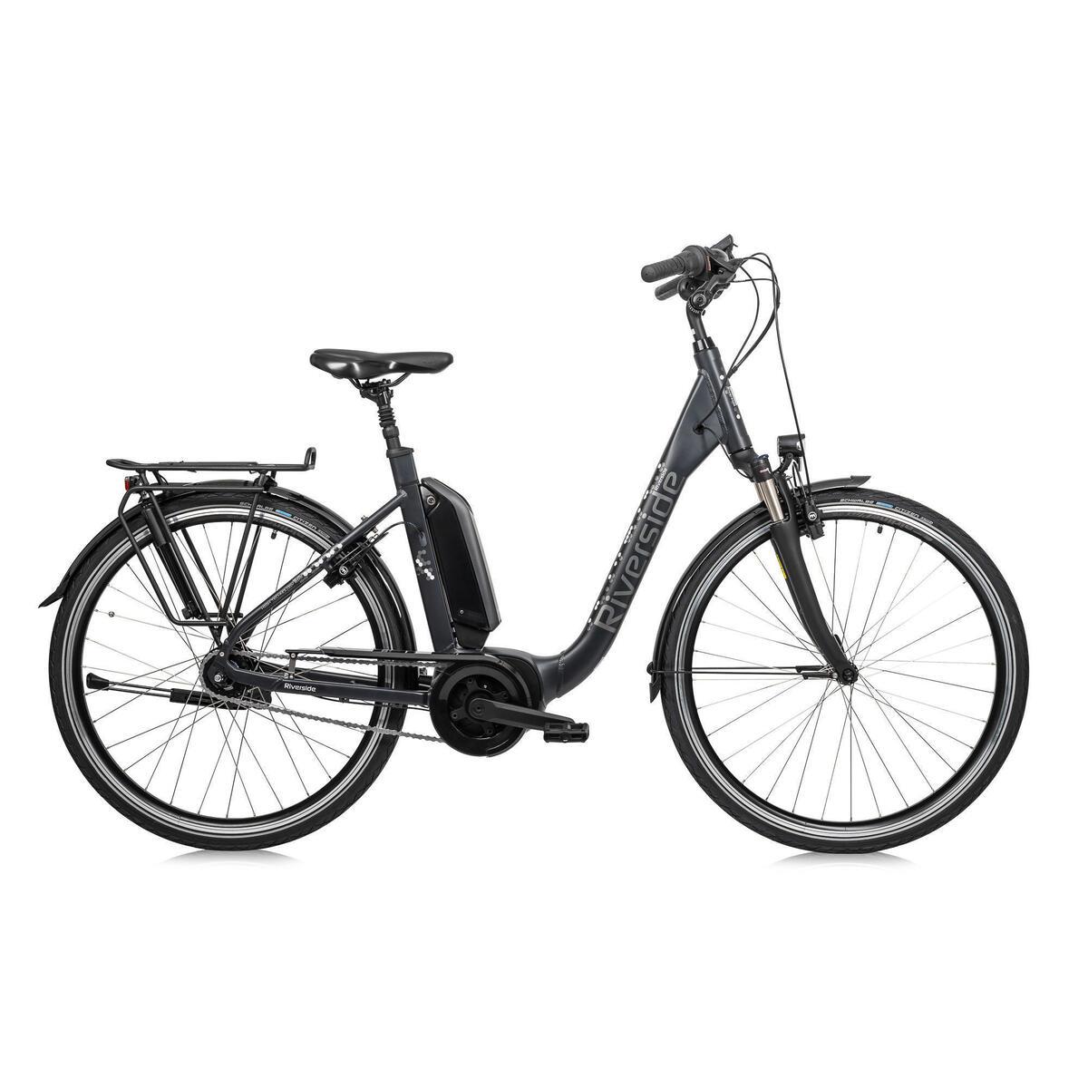 Bild 1 von E-Bike City Bike 28 Zoll Riverside City Nexus 8 Active Plus 400 Wh AVS