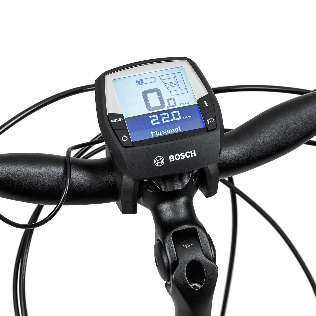 Bild 4 von E-Bike City Bike 28 Zoll Riverside City Nexus 8 Active Plus 400 Wh AVS