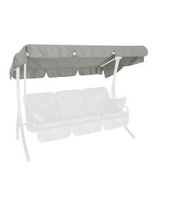 Angerer Sonnendach Swingtex für 3-Sitzer Hollywoodschaukeln, 210 x 145 cm