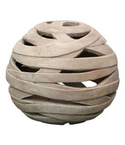 Terrakotta-Kugel, Ø 34 cm