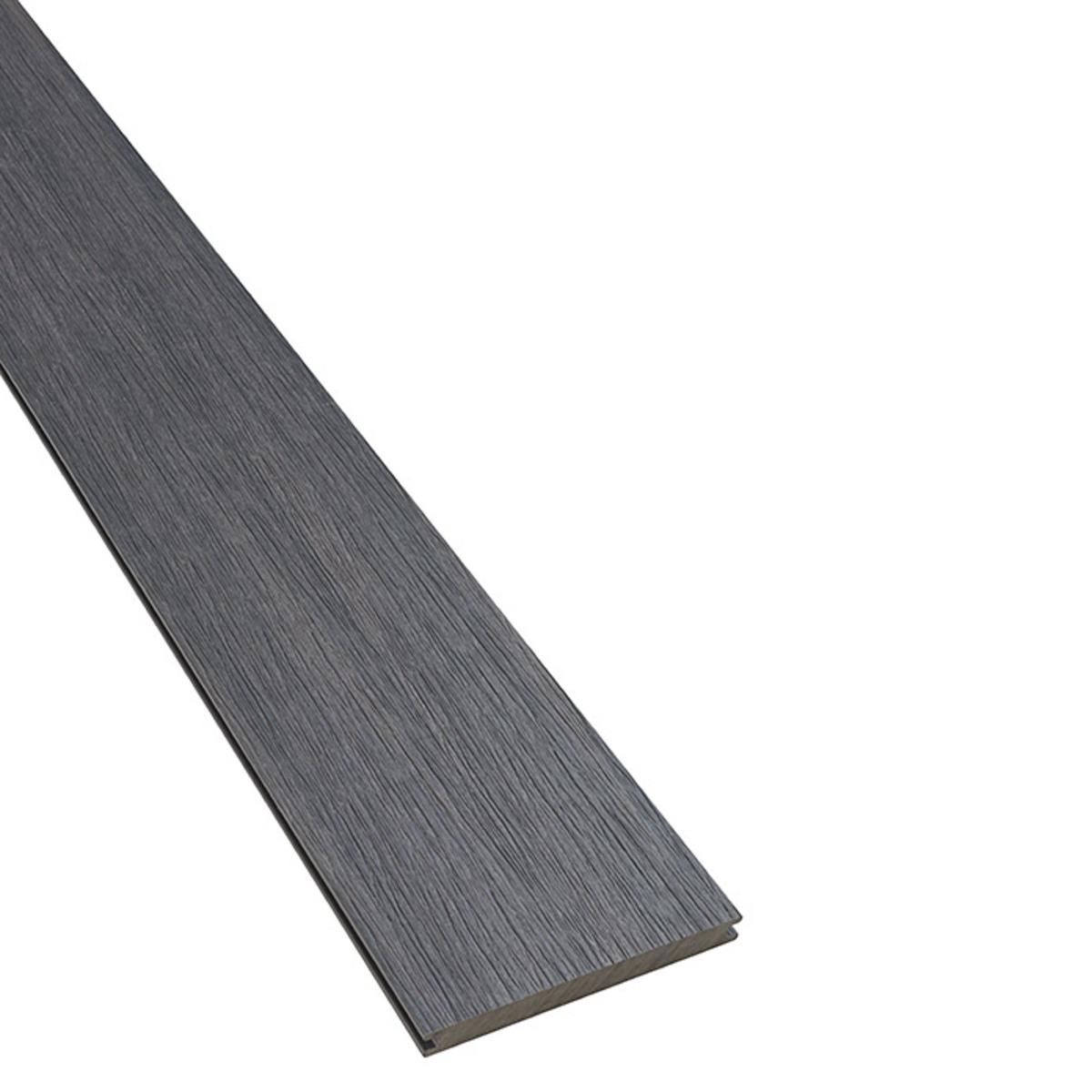 Bild 1 von b!design WPC-Terrassendiele Silver Grey