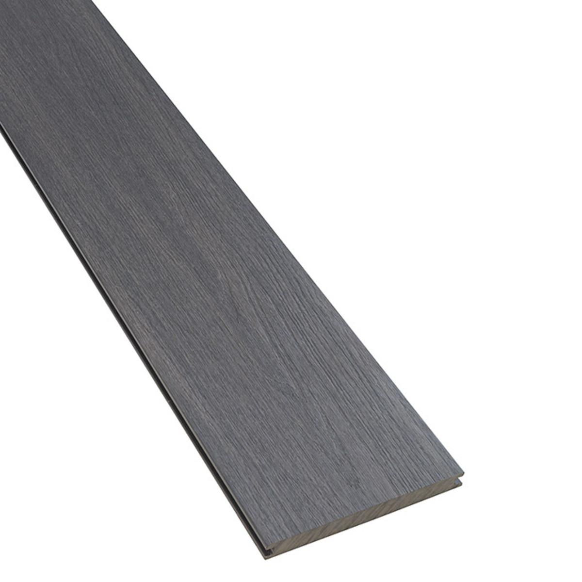 Bild 2 von b!design WPC-Terrassendiele Silver Grey
