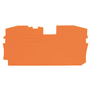 Wago Topjob Endplatte S 2010-1292