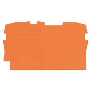Wago Topjob Endplatte S 2002-1292