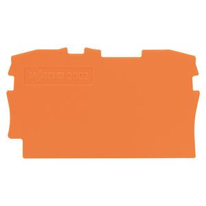 Wago Topjob Abschlussplatte S 2002-1292