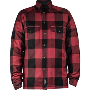Lumberjack Motoshirt Jacke