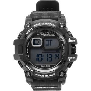 FLM Armbanduhr schwarz