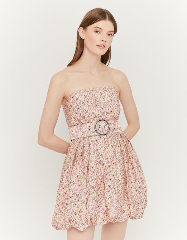 kleid mit puffärmeln von tally weijl für 9,99 € ansehen!