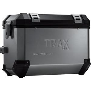 SW-MoTech TRAX ION Alu Seitenkoffer L 45 Liter silber rechts