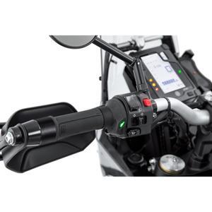 Koso Heizgriffe mit integriertem Schalter für 22mm 5-stufig