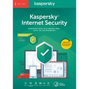 Kaspersky Internet Security 1Gerät + Android Security 1 Gerät | 1Jahr | FFP
