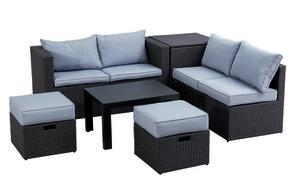 Lounge-Gartenmöbel-Set »Elina«