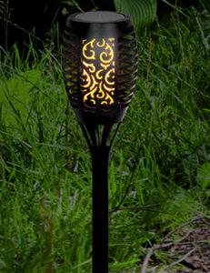 LED Solar-Fackel