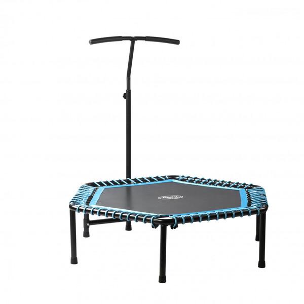 Body Coach Fitness-Trampolin mit Handgriff 127 x 33 cm