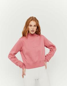 Pinkes Sweatshirt