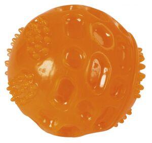 Hundespielzeug - Spielball - orange