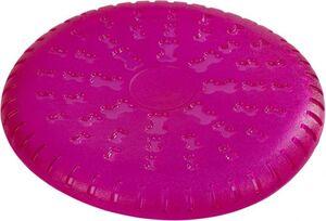 Hundespielzeug - Frisbee - pink