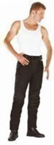 Akuma Motorradhose, schwarz, Gr. XL