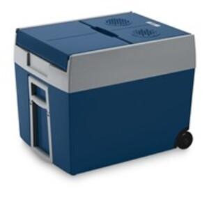 Kühlbox Trolley in blau von Norauto, 12/230V, 48L