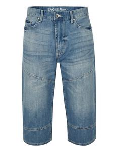 Eagle No. 7 - Capri-Jeans