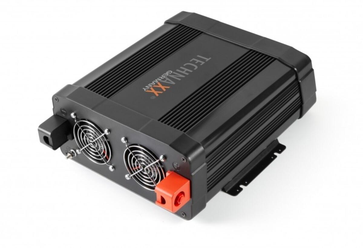 Bild 2 von Technaxx Kfz-Spannungswandler / Wechselrichter 2000W TE20