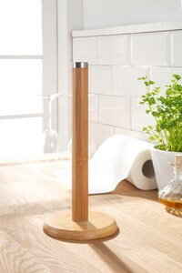Kesper Bambus Küchenrollenhalter