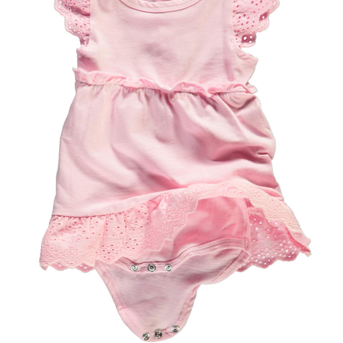 Bild 3 von Baby Body-Kleid mit Spitzenapplikationen
