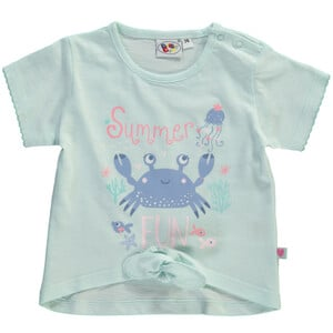 Baby Mädchen Shirt mit Print