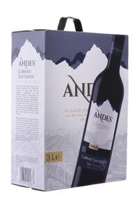 Andes Cabernet Sauvignon 3,0l Bag in Box