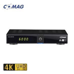 Digitaler HD-Sat-Receiver SL65 UHD HD+ • PVR-Funktion über USB • EPG, DiSEqC® 1.0/1.2 • digitaler Audioausgang • HDMI-/USB-/Ethernet-Anschluss