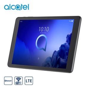 "Tablet 3T10 • HD-IPS-Display • 2 Kameras (2 MP/2 MP) • microSD™-Slot bis zu 128 GB • Google Assistant integriert (startet mit ""Hey Google"") • 2 Stereo- Frontlautsprecher • Android"