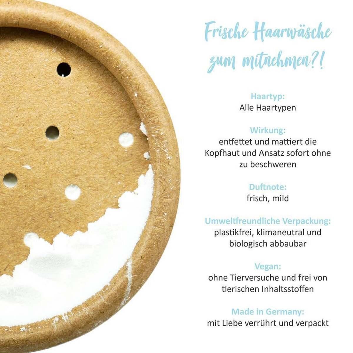 Bild 5 von puremetics Trocken-Shampoo Clean Cotton Nachfüllpack